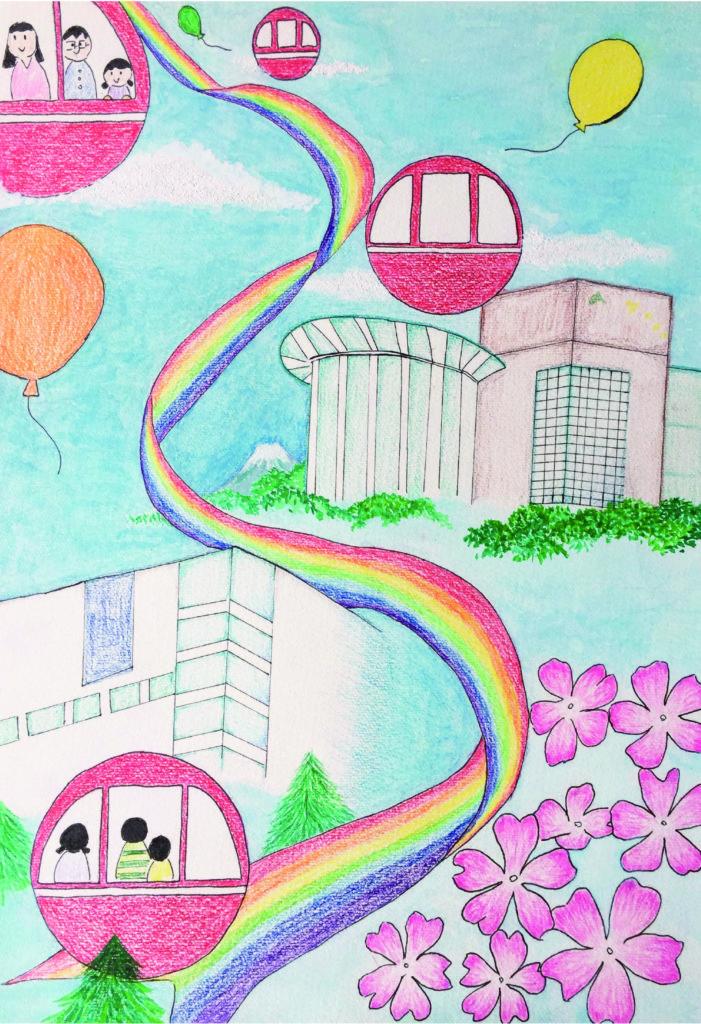 第23回都筑区民文化祭ポスター画