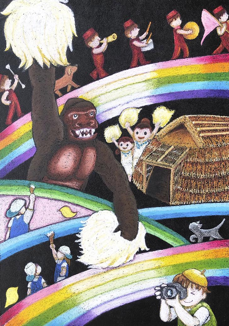 第24回都筑区民文化祭ポスター画