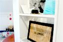 自分らしいスタイルで横浜・都筑の生活を楽しむ素敵な女性~ツヅキネーゼ【vol.13 いけばな小原流講師 西村真由美さんおすすめの美容室GLUNGE 白を基調としたリゾート感漂う店内】