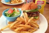ローラーコースト ハンバーガー